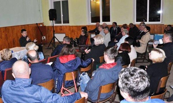 ІІ Форум змін Дмитра Костюка у Баранівці